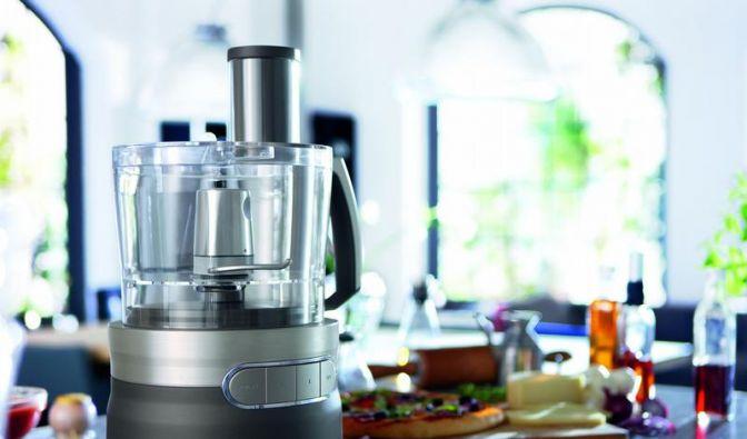 Kochen kann sie auch: Multifunktionale Küchenmaschinen (Foto)