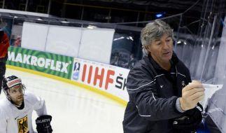 Kölliker schwört Eishockey-Team auf Dänemark ein (Foto)