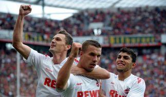 Köln deklassiert Bayer Leverkusen (Foto)