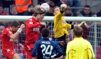 Köln im Aufwind - 1:0-Erfolg gegen Freiburg (Foto)