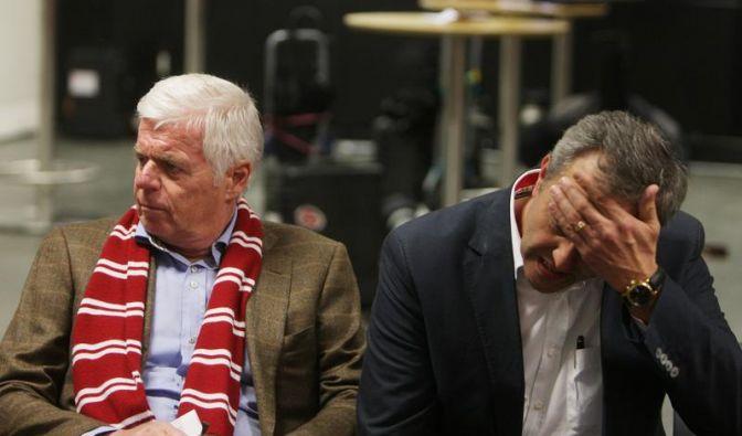 Köln-Präsident: Fanverhalten «nicht akzeptabel» (Foto)