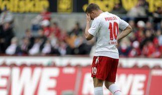 Köln und Bremen verlieren durch 1:1 an Boden (Foto)