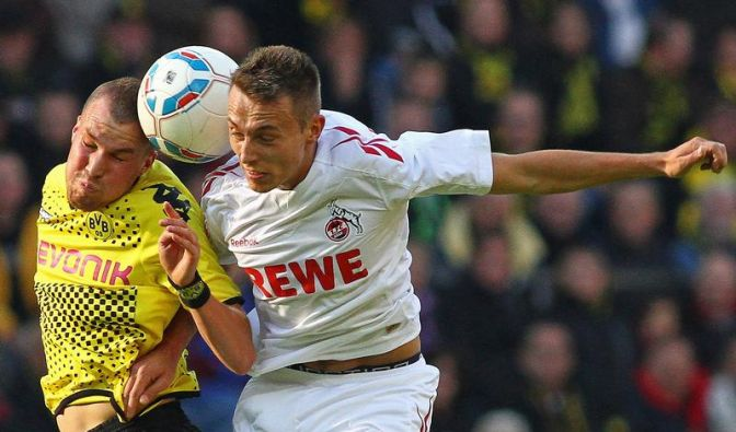 Köln verleiht Matuschyk an Fortuna Düsseldorf (Foto)