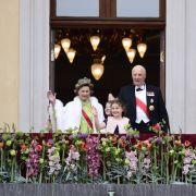 Mega-Fail! Nippel-Alarm alarmiert die Royals aus Schweden (Foto)