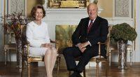 König Harald V. von Norwegen, hier an der Seite seiner Frau Königin Sonja von Norwegen, feiert seinen 80. Geburtstag. (Foto)