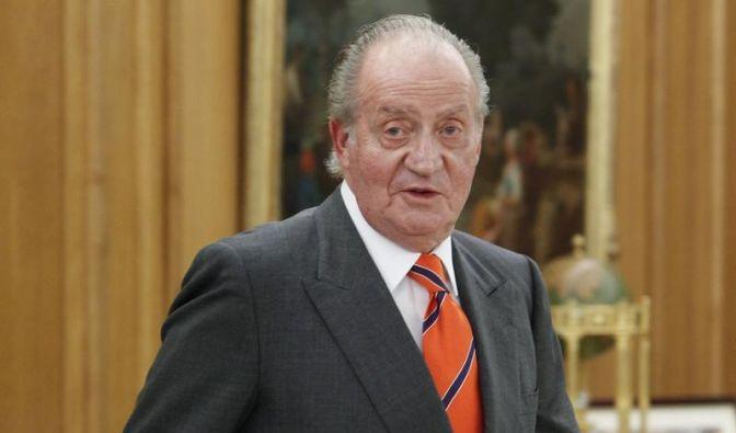 König Juan Carlos wieder an der Hüfte operiert (Foto)