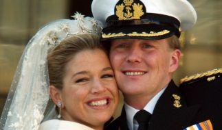Königliche Hochzeit - Niederlande (Foto)