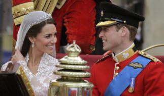 Koenigliche Hochzeit William und Kate (Foto)