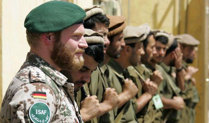 Können die Afghanen bald die Verantwortung übernehmen? (Foto)