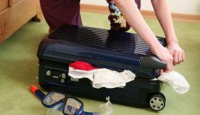 Koffer packen (Foto)