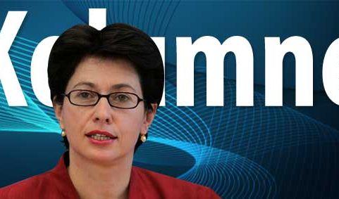Kolumnenfoto Barbara Lochbihler (Foto)