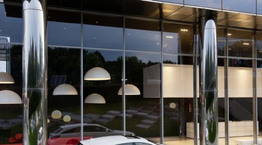 Kombi-Coupé CLS Shooting Brake ab knapp 62 000 Euro (Foto)