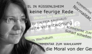 Kommentarfoto Claudia Arthen (Foto)