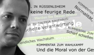 Kommentarfoto Florian Blaschke (Foto)