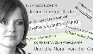 Kommentarfoto Rieke Havertz (Foto)