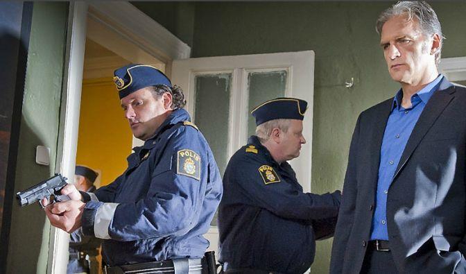 Kommissar Robert Anders (Walter Sittler) muss zwei Morde aufklären. (Foto)