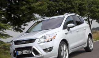 Kompakt-SUV Ford Kuga als Gebrauchter (Foto)