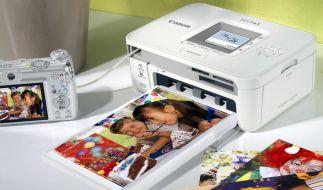 Kompakte Fotodrucker  (Foto)