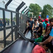 Kroatien versinkt schon an Tag 2 im Chaos (Foto)