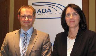 Konflikt mit WADA: NADA wehrt sich gegen Vorwürfe (Foto)