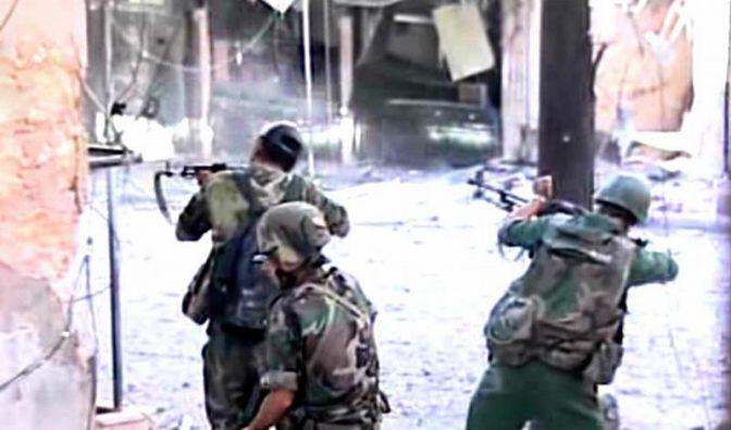 Konfliktparteien in Syrien schlagen im Internet zu (Foto)