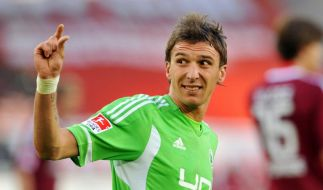 Konkurrenz für Gomez: Mandzukic wechselt zum FC Bayern (Foto)