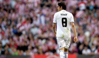 Konkurrenz für Özil: Kakás Wiederauferstehung (Foto)