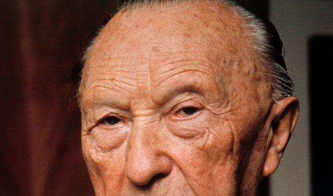Konrad Adenauer (Foto)