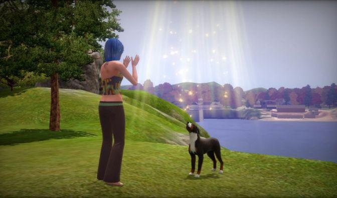Konsolenspiel «Die Sims 3 - Einfach tierisch» (Foto)