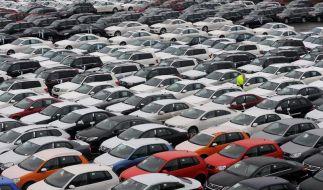 Konsum schiebt deutsche Wirtschaft kräftig an (Foto)