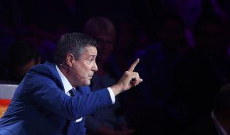 """Konzentriert und Ehrfurcht gebietend: So kennt man Joachim Llambi aus """"Let's Dance"""". (Foto)"""