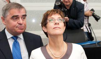 Kopf-an-Kopf-Rennen bei Saar-Ministerpräsidentenwahl (Foto)