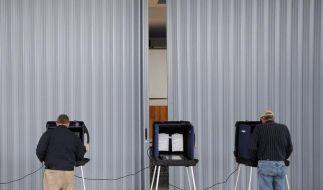 Kopf-an-Kopf-Rennen bei US-Vorwahl in South Carolina (Foto)