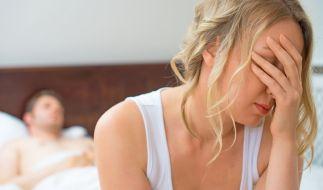 Kopfschmerzen nach dem Sex können durchaus tödlich enden. (Foto)