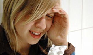 Kopfschmerztabletten: Auf die richtige Dosis kommt es an (Foto)