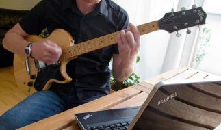 Kostenloser Gitarrenunterricht im Netz (Foto)