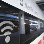 Fahrgast-Verbände fordern flächendeckendes WLAN (Foto)