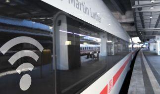 Kostenloses Internet müsste es nach Ansicht von Fahrgast-Verbänden nicht nur im ICE, sondern auch in U-Bahnen und Regionalzügen geben. (Foto)
