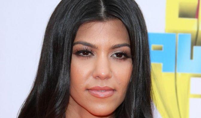 Kourtney Kardashian brachte Tochter zur Welt (Foto)