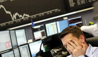Kräftige Verluste am deutschen Aktienmarkt (Foto)