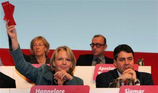 Kraft als Spitzenkandidatin der NRW-SPD (Foto)