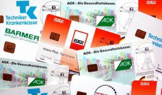 Krankenkassen treiben Geld säumiger Versicherter ein (Foto)