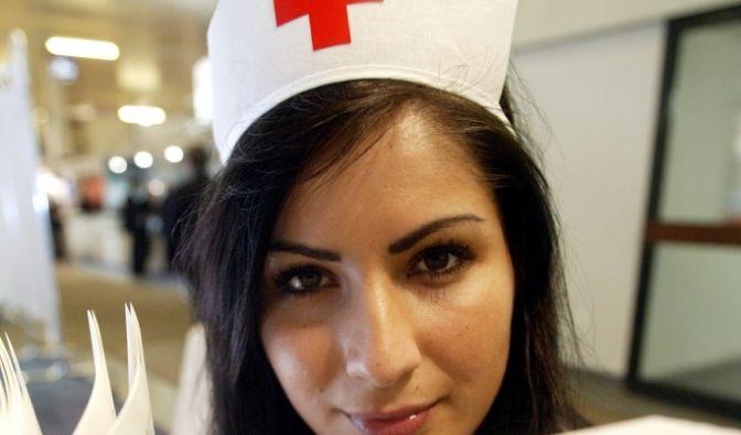 Krankenschwester (Foto)