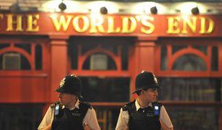 Krawalle in Großbritannien: Hunderte Festnahmen (Foto)