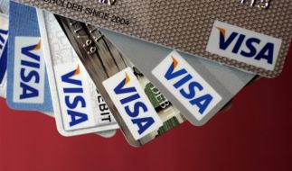 Kreditkarten (Foto)