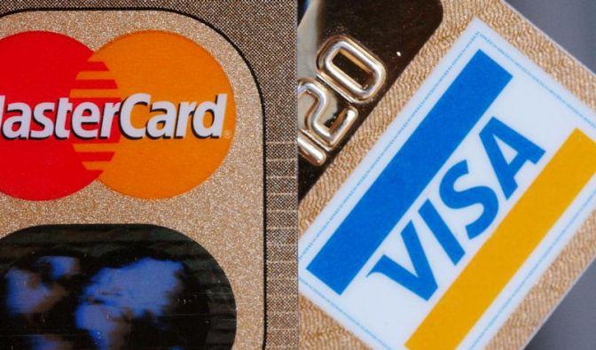 Kreditkartenfirmen zahlen Milliarden an US-Händler (Foto)