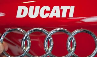 Kreise: Audi kauft für 860 Millionen Euro Ducati (Foto)