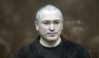 Kremlkritiker Chodorkowski schuldig gesprochen (Foto)