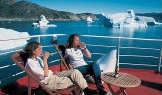 Kreuzfahrt nach Grönland (Foto)