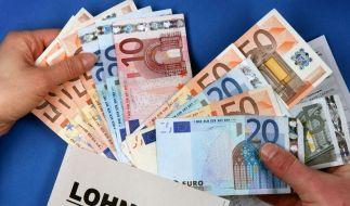 Krise im Geldbeutel: Reallöhne steigen kaum noch (Foto)